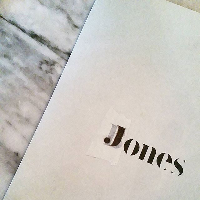 Jones restaurant - Copyright © Gratinez