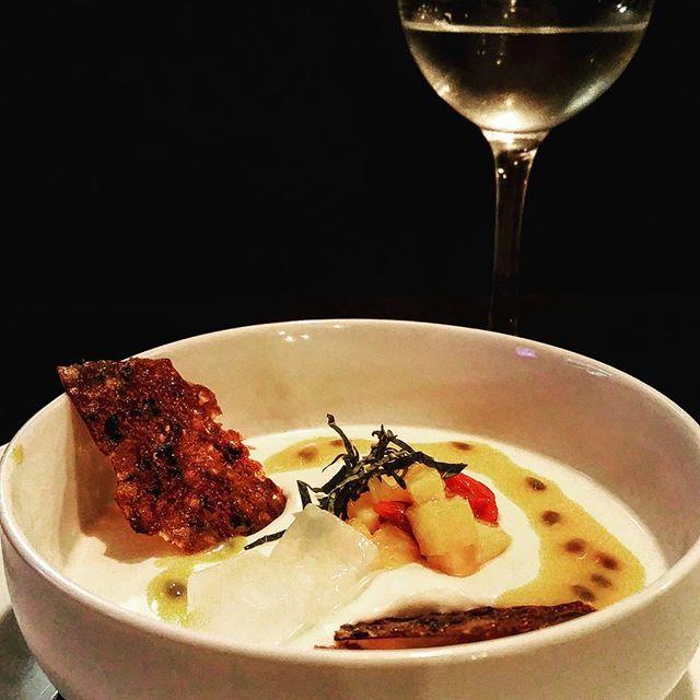 Le 975 Restaurant, Dessert de clôture - Copyright © Gratinez