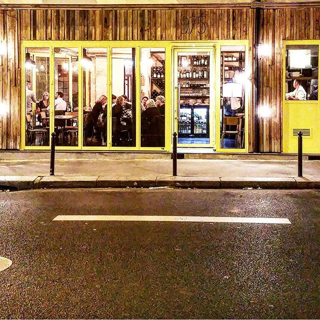 Le 975 Restaurant - Copyright © Gratinez