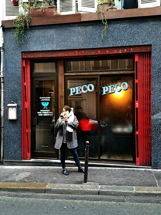 Peco Peco devanture - Copyright © Gratinez