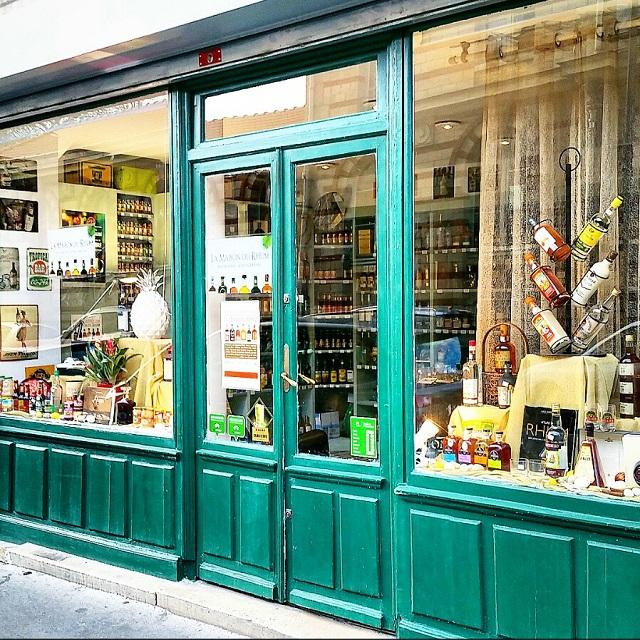 La Maison du Rhum, Paris 18ème – Copyright © Gratinez
