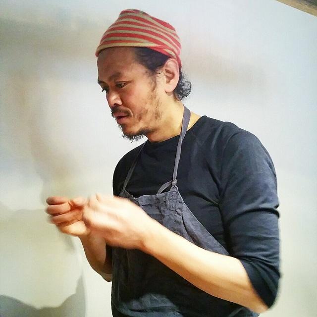 Kim Kwang-Loc, le chef plein de passion du Mandoobar – Copyright © Gratinez