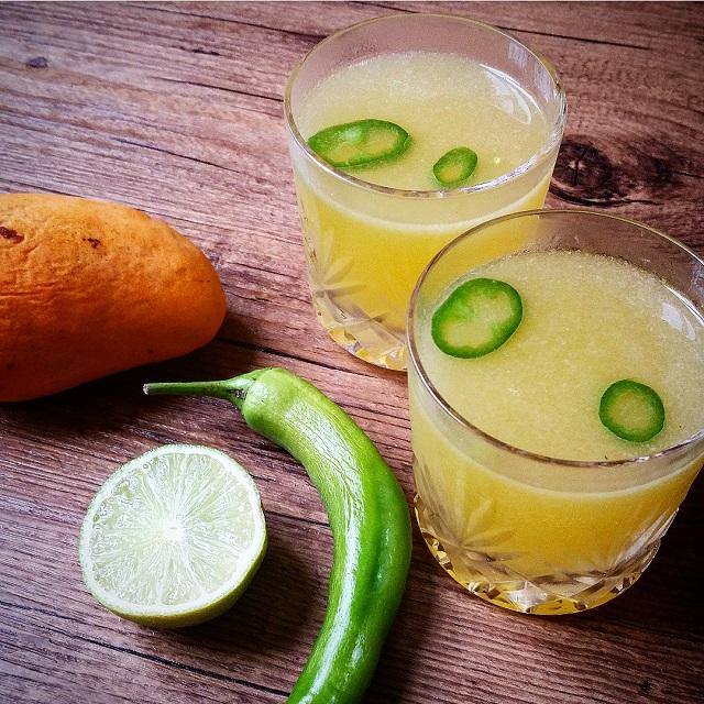 """Cocktail """"Kampong Spicy"""", pour pimenter votre soirée – Copyright © Gratinez"""