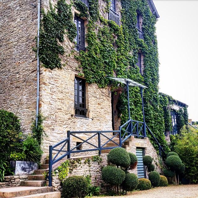 L'hôtel Ty Mad, Douarnenez – Copyright © Gratinez