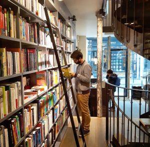 Librairie pour Voyageurs du Monde gourmands – Copyright © Gratinez