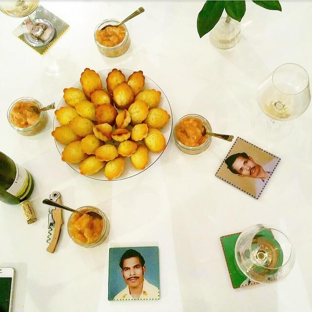 Madeleines Vanillées & Citronnées à partager – Copyright © Gratinez