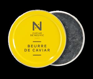 Beurre de Caviar – Copyright © Caviar de Neuvic