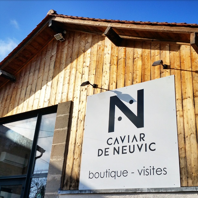 Domaine de Neuvic – Copyright © Gratinez