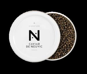 Caviar Signature, Caviar de Neuvic – Copyright © Caviar de Neuvic