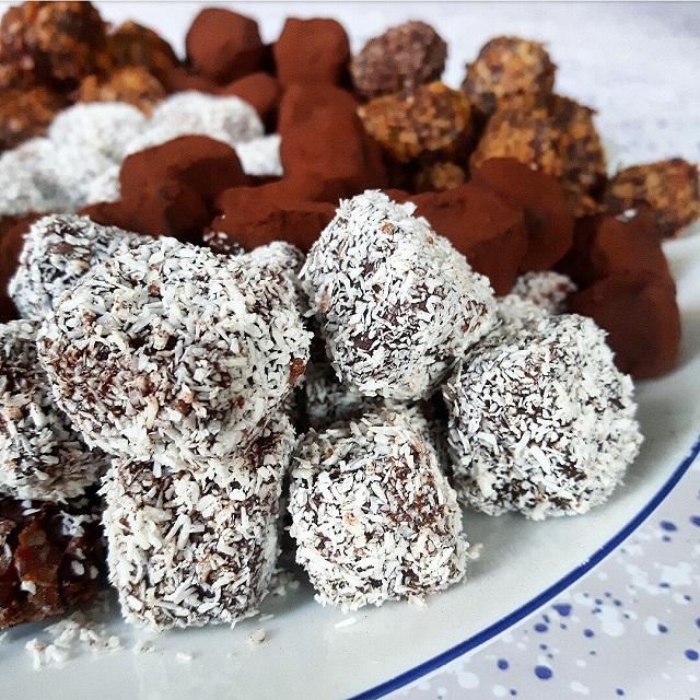 Truffes Au Chocolat Faciles Et Originales Gratinez