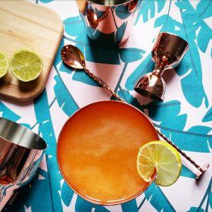 Cocktail « Mexican Sugar Shack », pour twister la Margarita – Copyright © Gratinez