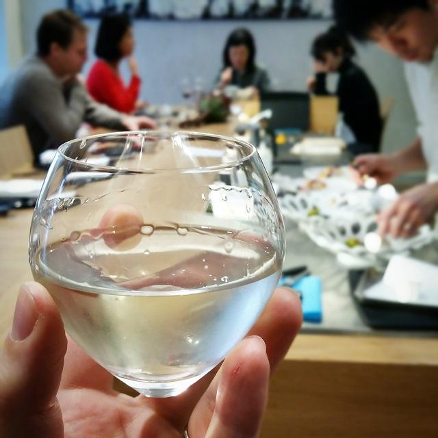 Accord mets et sake, Ken Kawasaki – Copyright © Gratinez