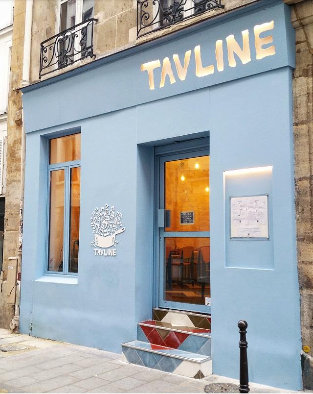 Tavline, la table israélienne qui fleure bon les épices – Copyright © Gratinez