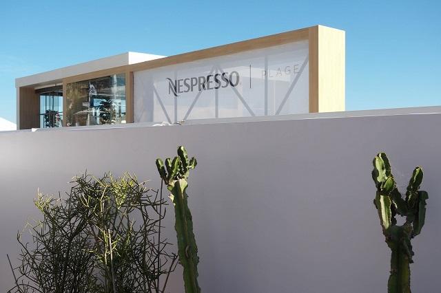 Plage Nespresso, Cannes – Copyright © Emmanuel Nguyen Ngoc