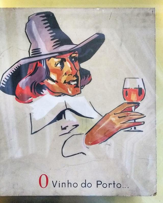 Affiche, L'Institut des Vins du Douro et de Porto – Copyright © Gratinez