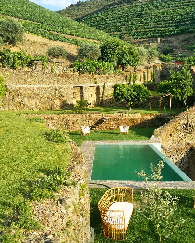 Quinta da Gricha, maison Churchill's – Copyright © Gratinez