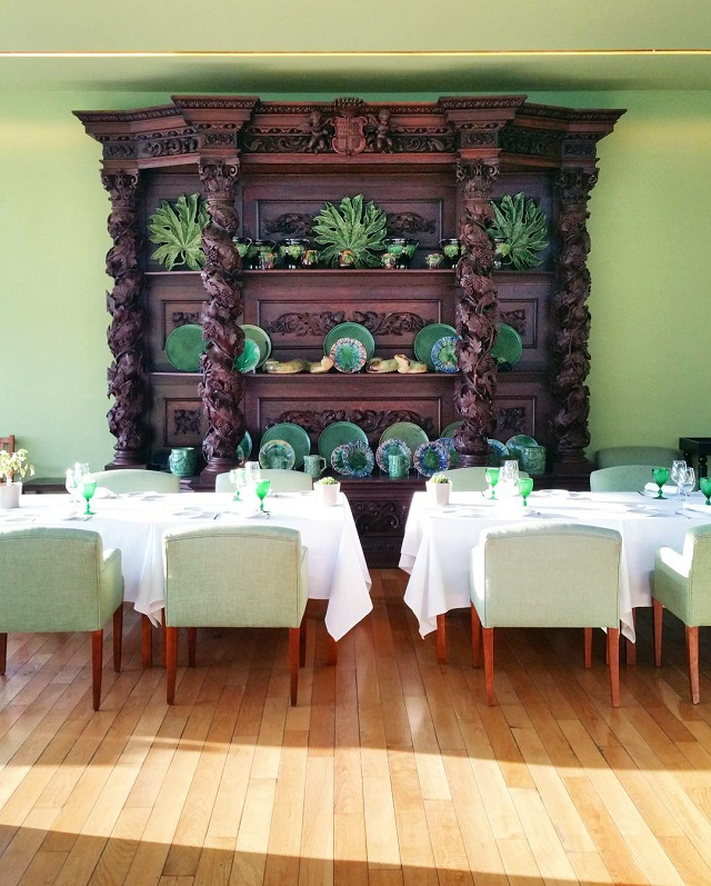 Restaurant gastronomique de la Quinta da Pacheca – Copyright © Gratinez
