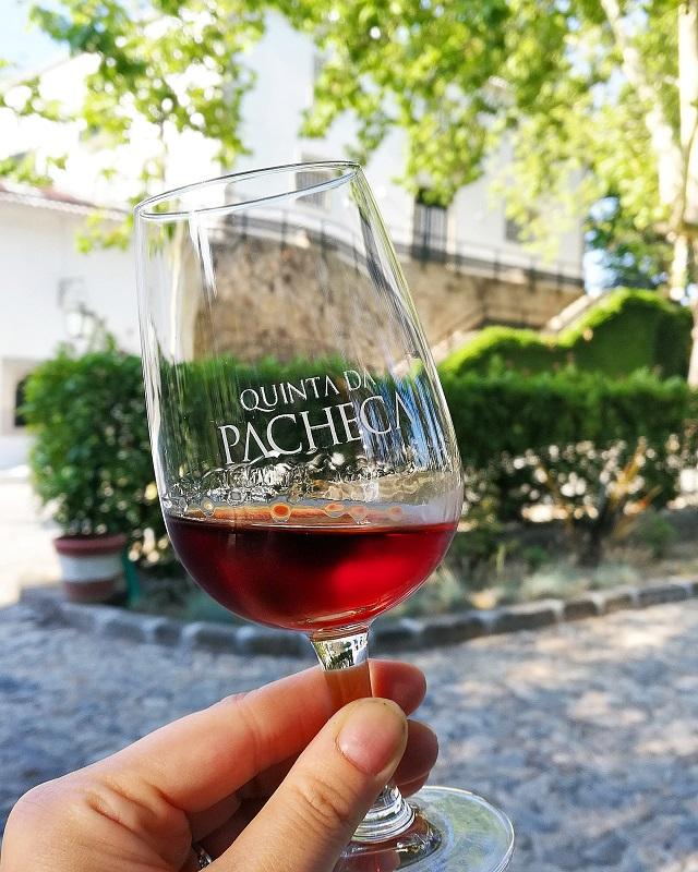 Dégustation à la Quinta da Pacheca, Tawny 40 ans d'âge – Copyright © Gratinez
