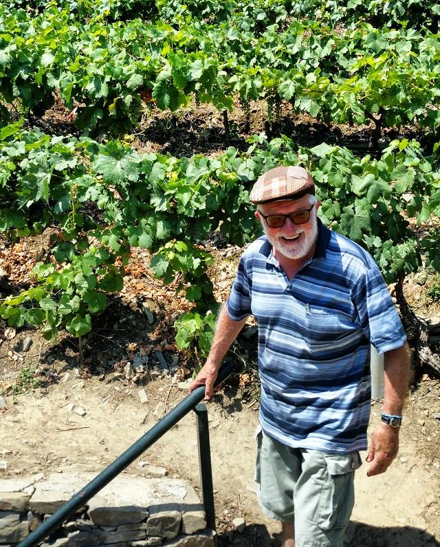 Propriétaire du Vignoble, Quinta de Marrocos – Copyright © Gratinez