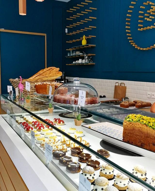 Visite dans la pâtisserie Bricoleurs de douceurs, Marseille – Copyright © Gratinez