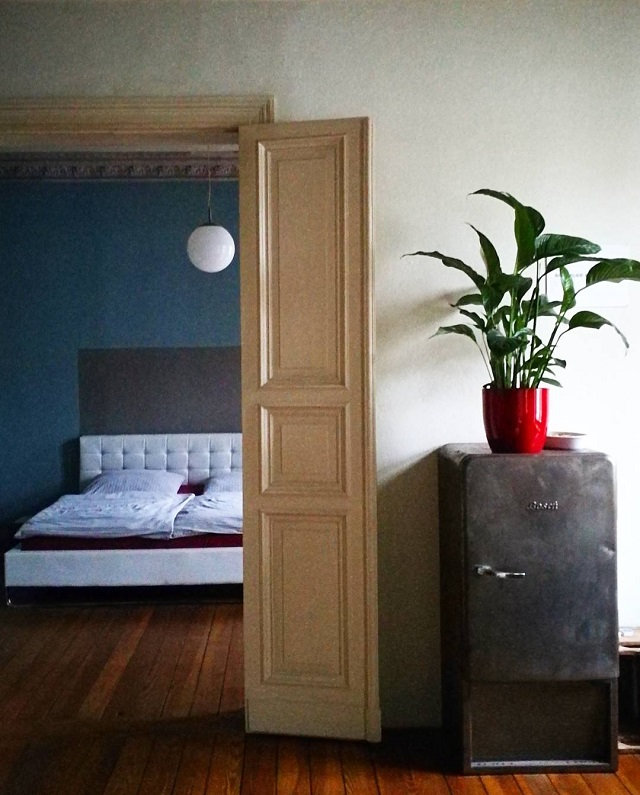 Airbnb à Berlin – Copyright © Gratinez