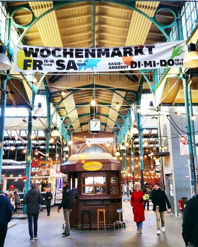 Markthalle Neun, Kreuzberg – Copyright © Gratinez