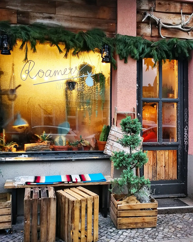 Roamers, Berlin – Copyright © Gratinez