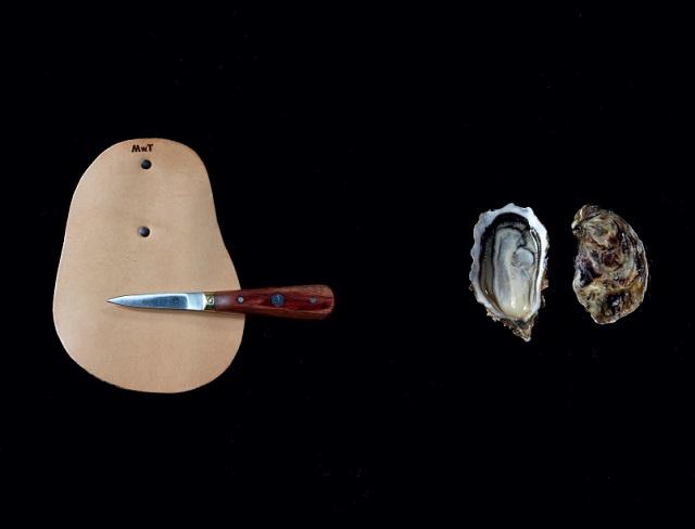 Le couteau Ouvre-huitres, par Malle W. Trousseau – Copyright © Malle W. Trousseau