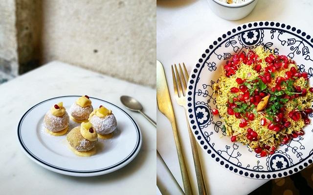 MG Road, cuisine indienne moderne, quartier Arts et Métiers, Paris – Copyright © Gratinez