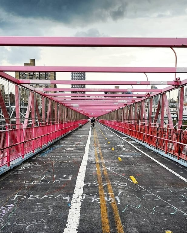 Williamsburg Bridge – Copyright © Gratinez